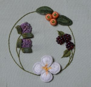 Berries Garland